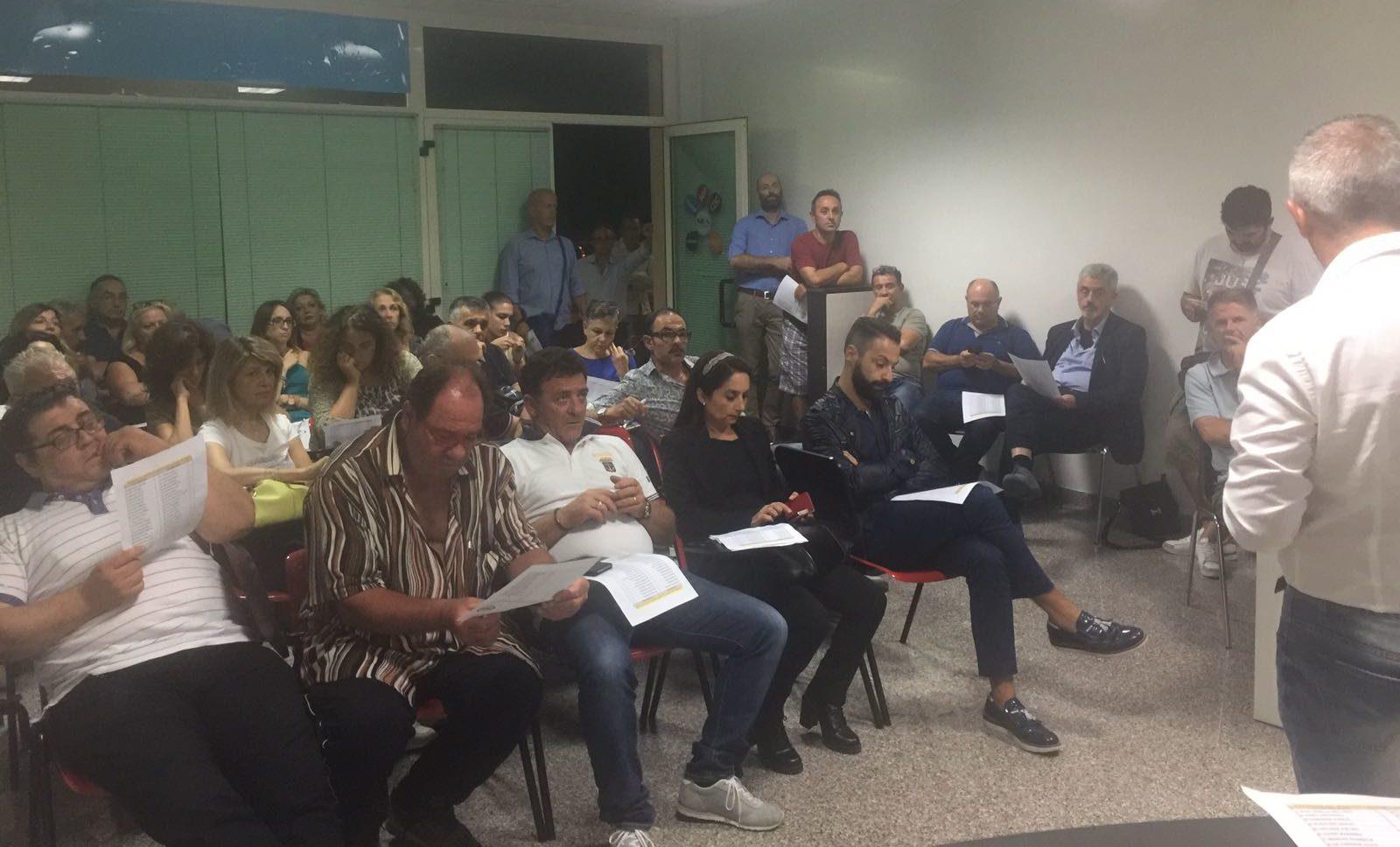 Convocazione dell'Assemblea dei Soci in seduta straordinaria