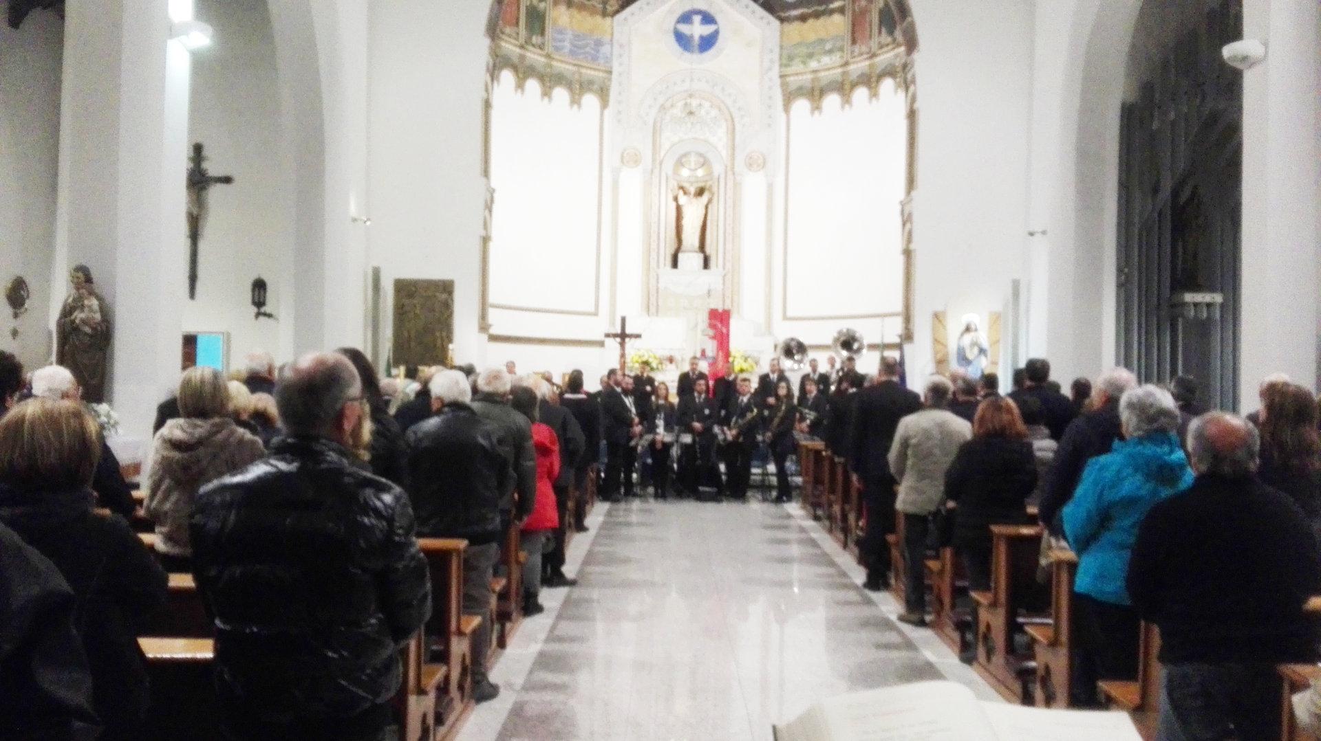 Concerto in onore della Virgo Fidelis protettrice dell'Arma dei Carabinieri